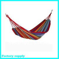 fFreeshipping 1pc  parachute cloth 200*150cm tourism camping hammock survival outdoor or indoor double hammock