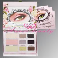 1 PCS/LOT Brand makeup Romantic Eye Shadow Collection 9 Colors Eye Shadow Free shipping