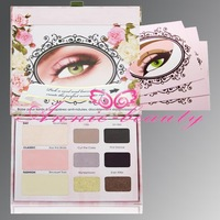 1 PCS/LOT Brand makeup Romantic Eye Shadow Collection 9 Colors Eye Shadow Free shipping