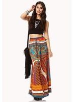 Bohemian skirts Boot Cut skirts BOHO skirt  palazoo unique national styleholiday free shipping