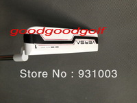 High quality golf clubs ODS(VERSA#1) new 2013 golf putter white color 33/34/35inch with golf headcover free ship