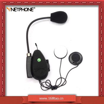 Fm function walkie talkie motorcycle skiing helmet bluetooth interphone