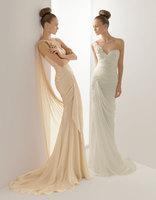 Wedding dress european version of the long design formal dress bride evening dress formal dress prom 492