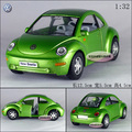 Kinsmart vw beetle alloy car model toy for children gift