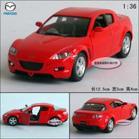 Kinsmart MAZDA rx-8 alloy car model