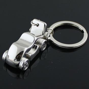 M82510 Polished 3D Classic Car Model Key Chain Ring Keychain Keyfob Keyring