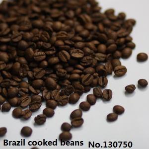 New 2013 454g Brazilian Coffee beans Organic fresh Santos Green raw bean the premium tops wholesale