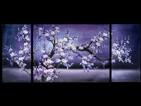 High Quality Modern Abstract Oil Painting on Canvas Art 1032 picture on wall