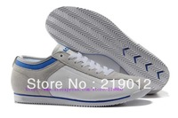 Wholesale 2013 new polo men's sneakers / casual shoes / luxury style / flat leather shoes / canvas sneaker / Size:40-46 / LA-106