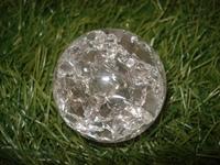 5cm ball fountain crafts home decoration feng shui ball glass ball crystal ball