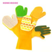 Sponge toe latex gloves rubber gloves bowl cleaning gloves