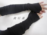 Summer anti-uv ride oversleeps quality cool sun protection arm sleeve raglan sleeve male golf gloves