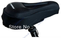 Free Shipping Cycling Bicycle Silicone Saddle Cover/Seat Cover/Silica Gel mat/Soft   Pad/Cushion