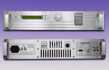 2u 30w professional fm stereo broadcast transmitter fm exciter -