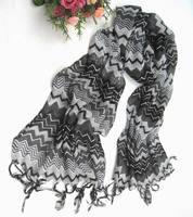 Missoni Midnight Rose ZigZag Shawl scarf/shawl/scarves, free shipping,860119