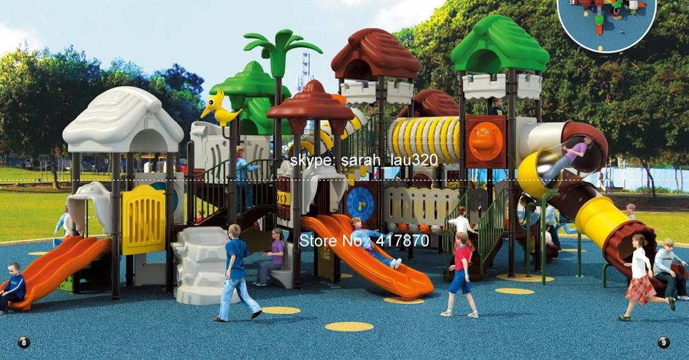 kids paradise playground