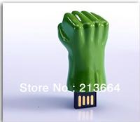 free shipping promotion gift The Incredible Hulk Avenger USB Flash Memory Pen Drive 4GB 16GB 32GB