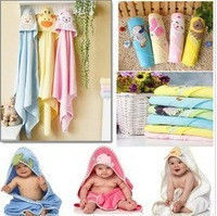 baby blanket comfortable cotton 76 * 76 baby bathrobe blankets baby bath towel Free Shipping