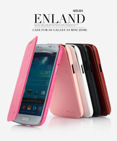 Orginal Brand Kalaideng Luxury Leather Flip Case Cover For Samsung Galaxy S4 MINI I9190/Enland Series Cover Free shipping