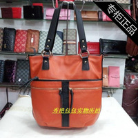 Women's handbag genuine leather messenger bag cowhide large formal bags 91043