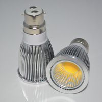 DHL Free,7W E27 COB Bulb,COB 7W LED Spotlight,Warm white 7W COB,100PCS/Lot,MR16/E14/E27/GU10/B22,COB Factory