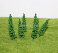 TC50 Layout Model Train Trees Scale N 50mm