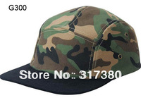 Wholesale 5 Panels COOL Men Camouflage Snapback Hats Women Camo Caps Mens Outdoor Camper Flat Brim Snap Backs Hat Baseball Cap