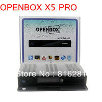 2013 Newest openbox x5 pro with VFD display screen satellite receiver openbox x5