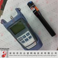 Optical power meter+optic fiber Visual Fault Locator Red Light Source