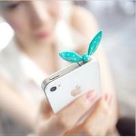 Пылезащитная заглушка для мобильных телефонов ! 12pc!