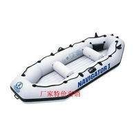 1 400 four person inflatable boat rubber boat laminated boat fishing boat