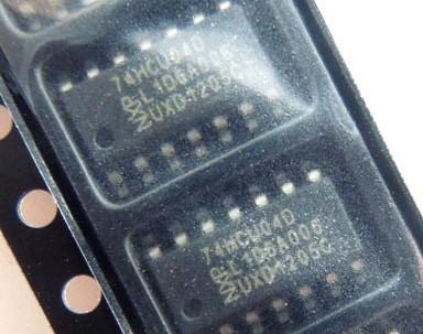 100% NEW Hex inverter IC ( 74HCU04D )(China (Mainland))