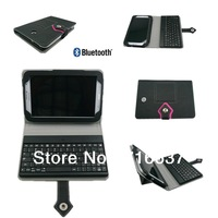 Bluetooth keyboard with Leather case for Samsung Galaxy Note 8.0 N5100 & N5110