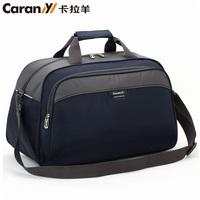 Kalayang travel bag portable bag one shoulder travel luggage big capacity male women's