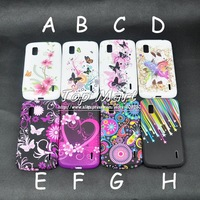 Metero star flower world butterfly heart soft TPU Gel case cover skin for Google Nexus 4 LG E960 one piece Back phone cover