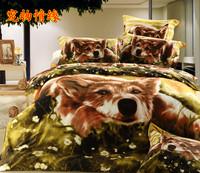 Cotton twill cotton pet bedding suite-13