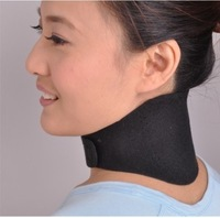 Healthy Tourmaline Far Infrared Ray Heat Strap Relief Pain Neck Brace Supporter