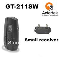 Aetertek  GT-211SW Little Small Dog Training Shock Collar for one dog Small receiver