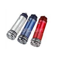 Practical Mini Car Auto Fresh Freshener Air Purifier Oxygen Bar Ionizer E1Xc