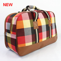 Free shipping ! New 2014 fashion  travel bag women ,lady totes , travel backpack ,bags,with canvas quality guarantee.