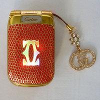 Red C F09 Unlocked cute lady women mini Mobile phone Quad Band Single SIM MP3