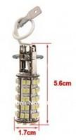 H3 68 SMD LED Car Auto Fog Head Parking Signal Headlight Light Bulb PROMOTION