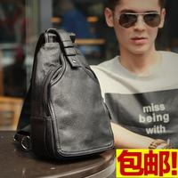FREE SHIPPING!!2014 Men/Women/ unisex Chest bag casual small bag for man male shoulder portable messenger bag