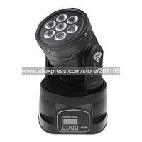 RK015A R/G/B/W 70W 4 in 1 LED Mini Moving Head Wash DJ Stage Light