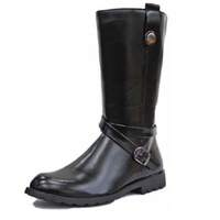 Male BOOT    men's boots    denim boots