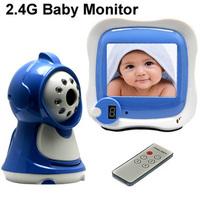 3.5 wireless baby monitor cartoon type webcam wireless baby monitor hd webcam