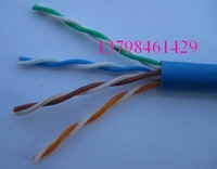 Free Shipping Core 05 core 100 meters cat5 aluminum ethernet cable 300 meters