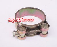 T2 t4 zhenglin large off-road exhaust pipe interface buckle lock tight buckle