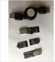 CC2540 Bluetooth 4.0 BLE Development Tools board (2 modules + Emulator / burn + Dongle + extension cable+Free shipping