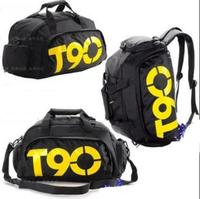 High quality 2014 multifunctional leisure sports bag single shoulder bag waterproof travel bag T90